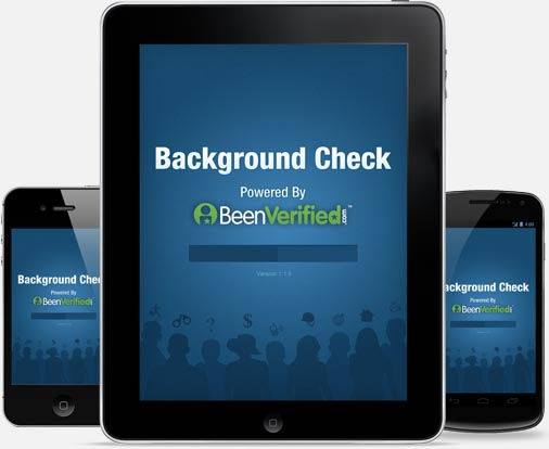 BeenVerified Mobile Apps